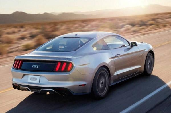 Descopera noul Ford Mustang
