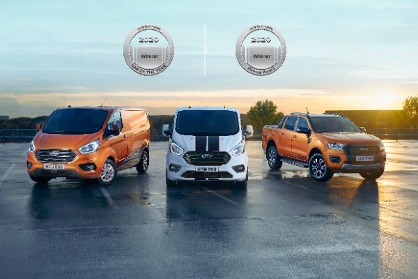 Dublă victorie pentru Ford: Autoutilitara Internațională a Anului și Pick-up-ul Internațional al Anului