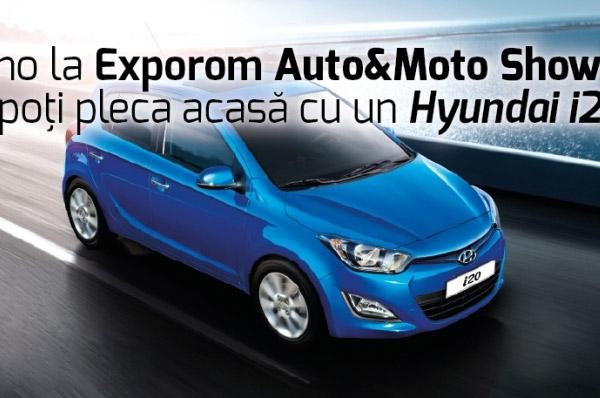 EXPOROM Auto&Moto Show, 9 - 12 mai 2013