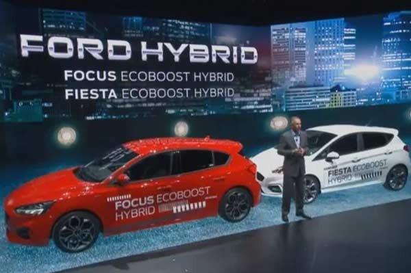 "Ford dezvaluie la Amsterdam noua gama de vehicule electrificate, la ""Go Electric"""