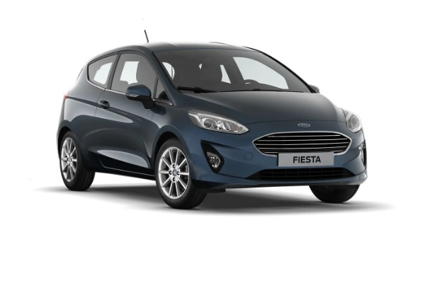 Black Friday - Ford Fiesta Titanium - avantaj client de pana la 4.000 € TVA inclus*