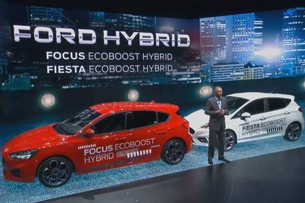 Ford pariaza pe electrificare - o abordare ecologica pentru toate modelele din gama
