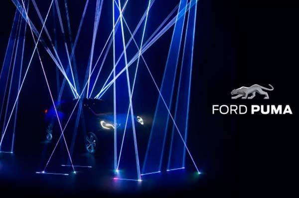 Ford prezinta prima imagine a atleticului si inovatorului SUV Puma