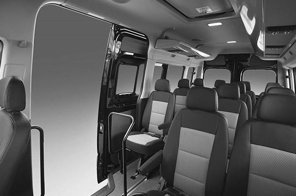 H350 - Vehicul comercial usor multi-functional, pentru piata europeana