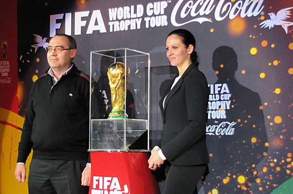 Hyundai alaturi de Turneul Trofeului Cupei Mondiale FIFA 2014 in Romania