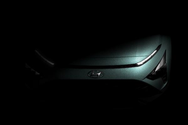 Hyundai dezvaluie primele imagini cu Bayon, noul crossover al gamei
