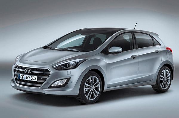 Hyundai dezvaluie noua gama i30, alaturi de nouI model i30 Turbo