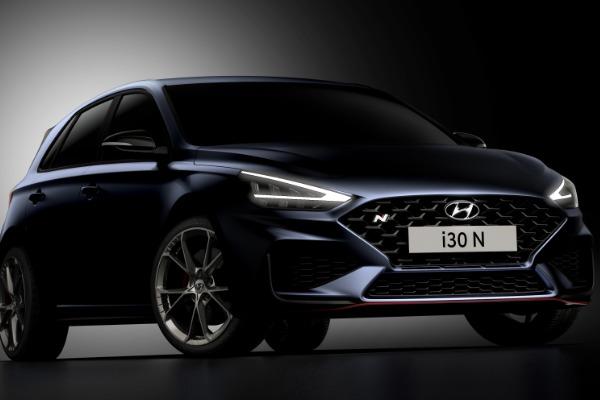 Hyundai dezvaluie primele imagini cu noul i30 N