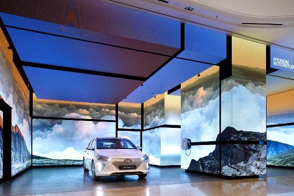 Hyundai inaugureaza un nou centru Motorstudio, in Coreea de Sud