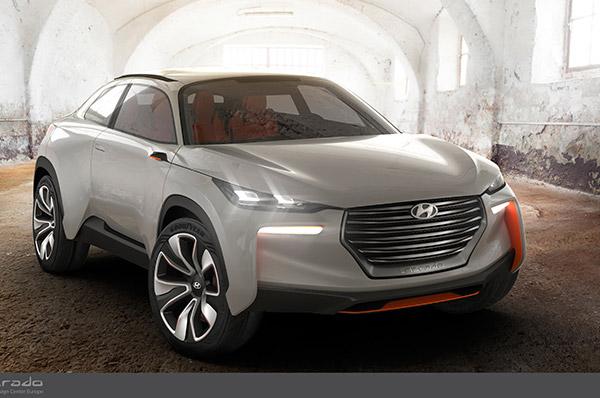 Hyundai Motor a castigat un premiu pentru inovatie, oferit modelului concept Intrado