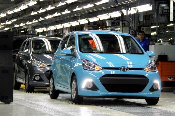Hyundai Motor a finalizat proiectul de extindere pentru fabrica din Turcia si a demarat productia noului i10