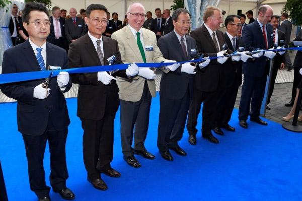 Hyundai Motor a inaugurat noul centru de testare de la Nürburgring