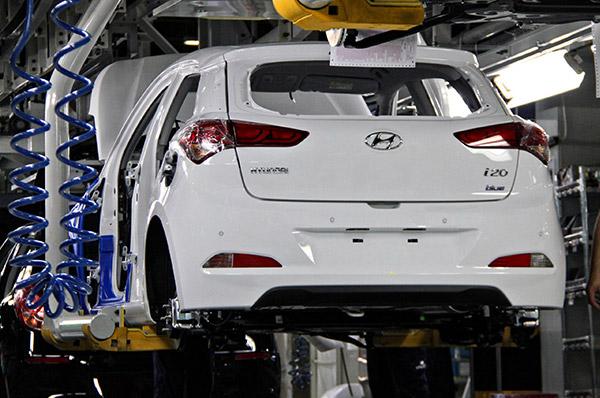 Hyundai Motor demareaza productia noului model i20 pentru Europa