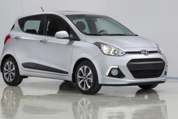 Hyundai Motor dezvaluie noua generatie i10, fabricata pentru Europa