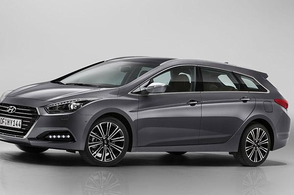 Hyundai Motor dezvaluie noul i40 pentru piata europeana