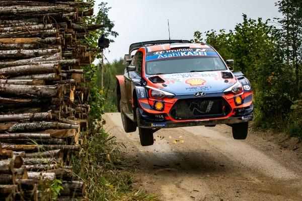 Hyundai Motorsport a obtinut doua victorii in Raliul Estoniei
