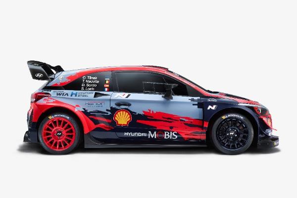 Hyundai Motorsport lupta pentru titlurile mondiale in sezonul 2020 din WRC