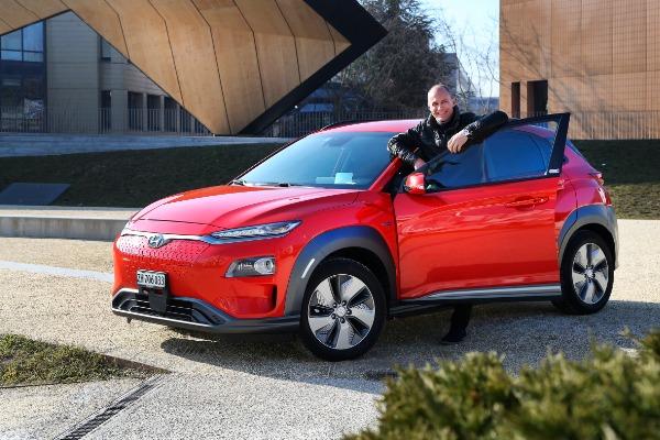 Hyundai prelungeste parteneriatul  cu exploratorul elvetian Bertrand Piccard