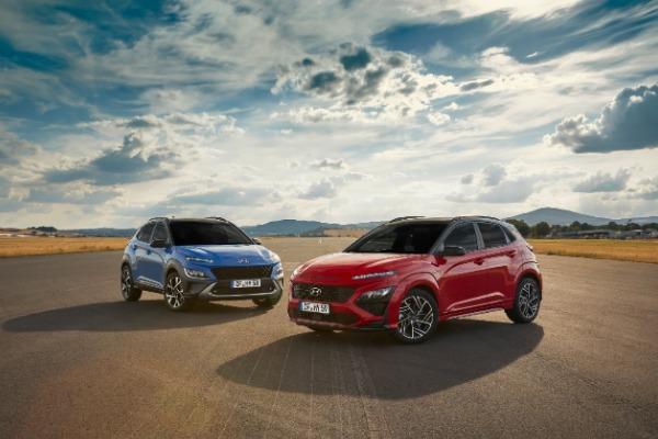 Hyundai prezinta noile Kona si Kona N Line