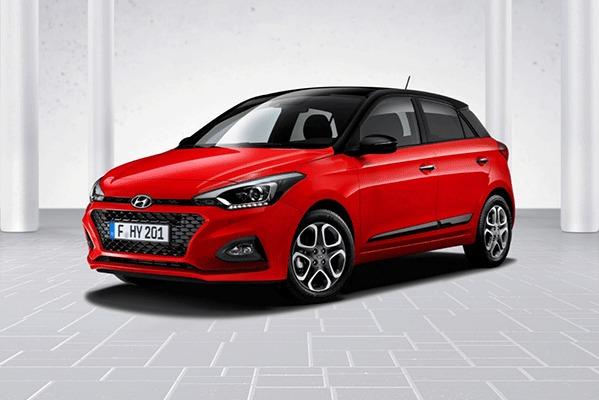 Hyundai prezinta noile modele i20