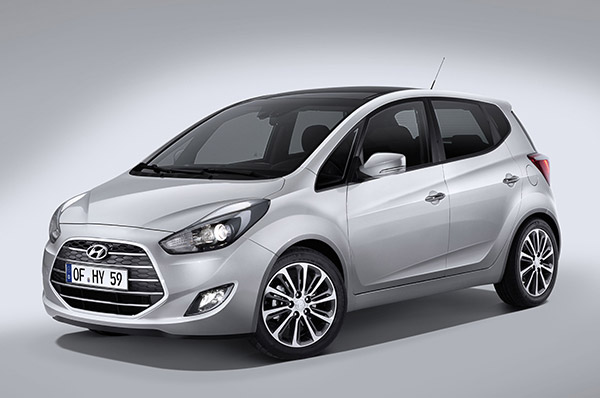 Hyundai prezinta noul ix20 in cadrul Salonul Auto de la Geneva 2015