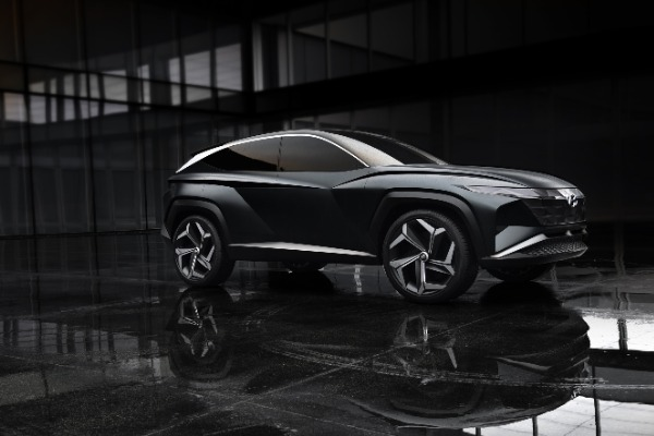 Hyundai prezinta Vision T - conceptul SUV plug-in hybrid