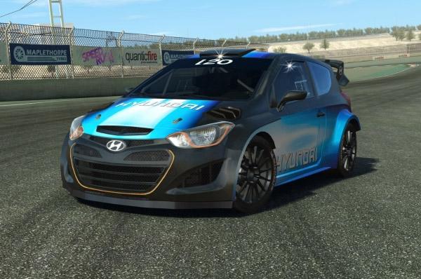 Hyundai te invita sa accepti provocarea i20 WRC in cadrul aplicatiei ″Real Racing 3″