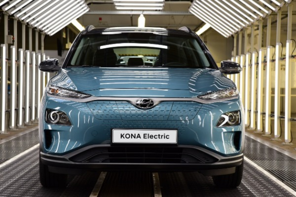 Hyundai va extinde productia Kona Electric in Europa