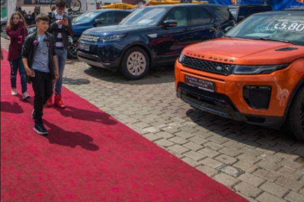 Tiriac Auto la Salonul Auto Piatra Neamt 2018