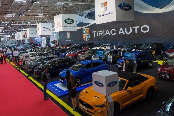 Țiriac Auto la Salonul Auto Bucuresti 2019