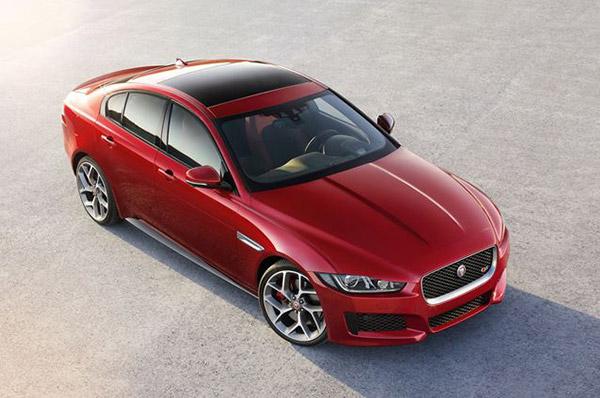 Jaguar a dezvaluit, in premiera mondiala, modelul  XE
