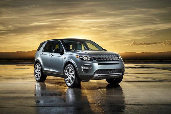Land Rover anunta lansarea noului Discovery Sport