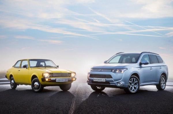 Mitsubishi Motors celebreaza 40 de ani de activitate pe piata europeanaLuna