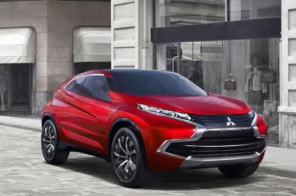 Mitsubishi Motors la Salonul Auto de la Geneva