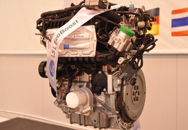 Motorul de 1.5 l EcoBoost de la Craiova va echipa Noul Ford Focus