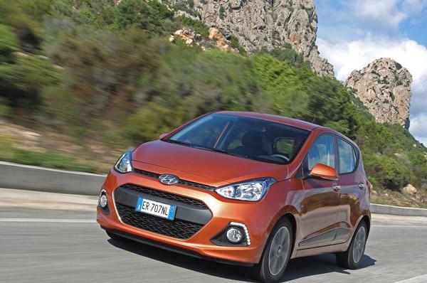 Noua generatie Hyundai i10 dobandeste premii importante in Europa