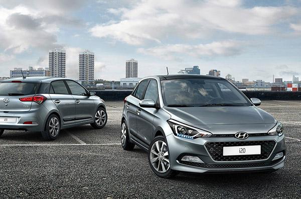 Noua generatie Hyundai i20 isi face debutul pe piata locala