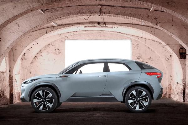 Noul concept Hyundai Intrado