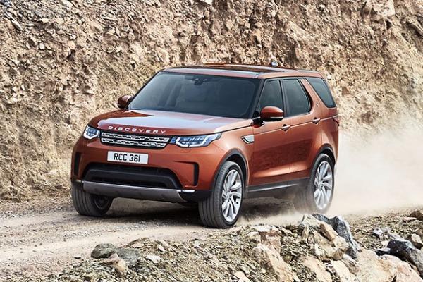 Noul Discovery – cel mai versatil SUV Land Rover de pana acum