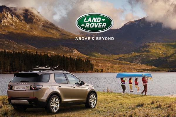 Noul Discovery Sport te asteapta la Tiriac Auto