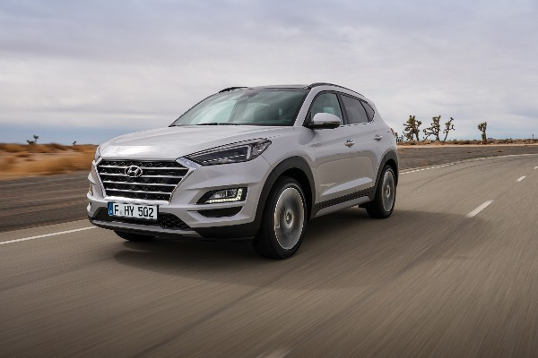 Noul Hyundai Tucson isi face premiera la Salonul International Auto de la New York