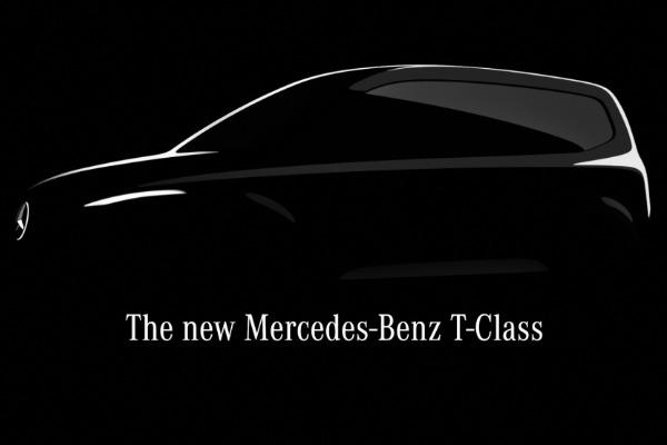 Noul Mercedes-Benz Clasa T: autovehiculul comercial usor compact pentru familii si pasionati de calatorii in aer liber