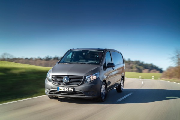 Noul Mercedes-Benz Vito: un upgrade atractiv pentru autovehiculul comercial usor cu stea