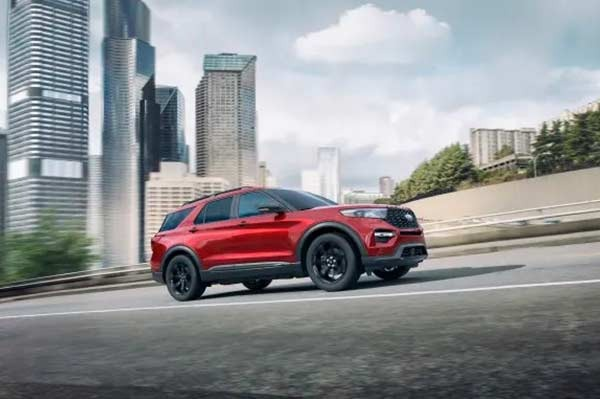Noul SUV Ford Explorer Plug-In Hybrid: 40 km autonomie urbana cu emisii zero
