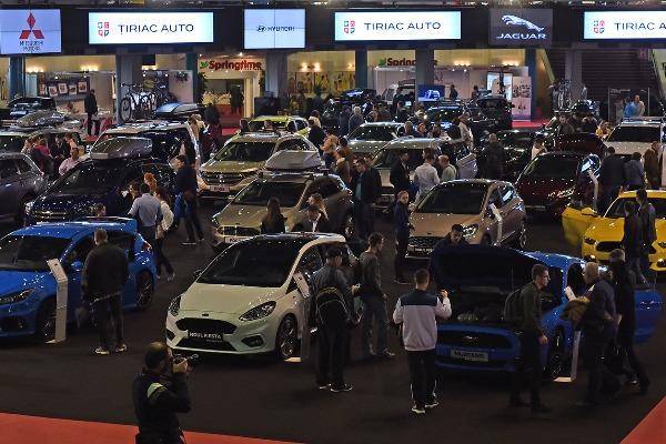 Noutati si premiere Tiriac Auto la SAB & Accesorii 2017