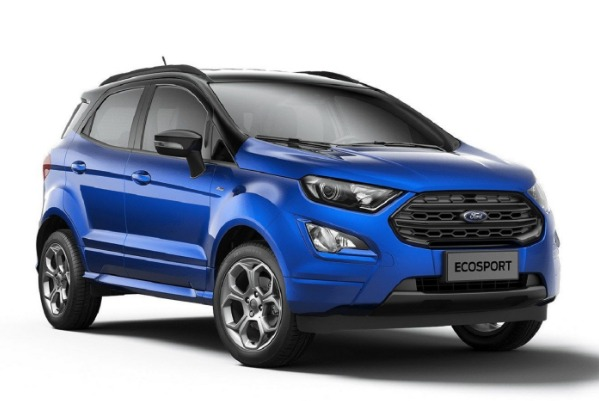 Oferta Ford EcoSport prin Programul Ford Business Weeks