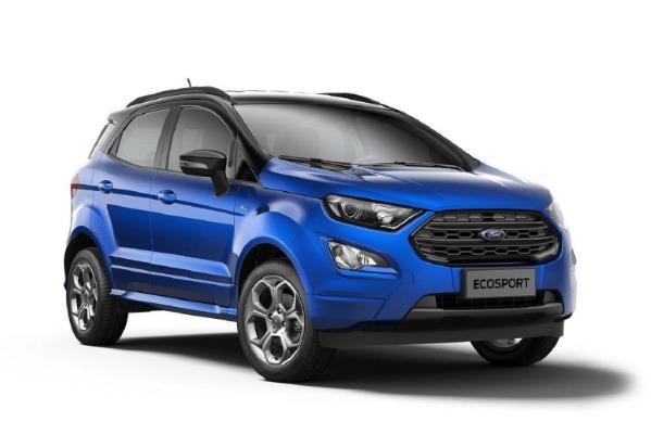 Oferta Ford Ecosport prin Programul Rabla de la Ford