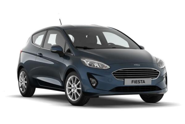 Oferta Ford Fiesta prin Programul Ford Business Weeks