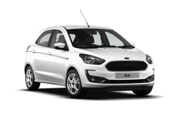 Oferta Ford KA+ prin Programul Rabla 2019