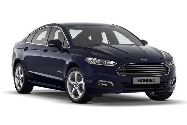 Oferta Ford Mondeo Hybrid prin Programul Rabla de la Ford